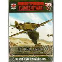 AC001 - Hurricane II (boîte figurine Flames of War en VO)