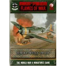 AC010 - Focke-Wulf 190 F8 (boîte figurine Flames of War en VO)
