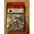 SU711 - Heavy Mortar Company (blister figurines Flames of War en VO) 003