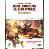 Kit d'Initiation - Aux Confins de l'Empire (jdr Star Wars Edge en VF) 001