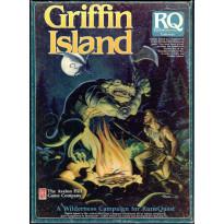 Griffin Island (rpg Runequest d'Avalon Hill en VO)