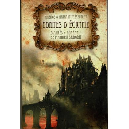 Contes d'Ecryme (recueil de nouvelles jdr Ecryme en VF) 002
