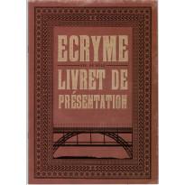 Ecryme - Livret de Présentation (jdr 2e édition du Matagot en VF) 001