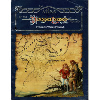 The Atlas of the Dragonlance World (jdr AD&D de TSR en VO)