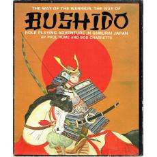 Bushido - Boîte de base (jdr 3e édition de Fantasy Games Unlimited en VO)