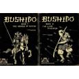 Bushido - Boîte de base (jdr 3e édition de Fantasy Games Unlimited en VO) 001