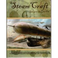 Steam Craft - Livre de base (jdr de Perilous Journeys en VO) 001