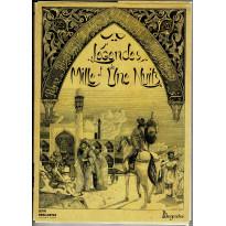 Légendes des Mille et Une Nuits - Portfolio complet (jdr Légendes en VF) 002