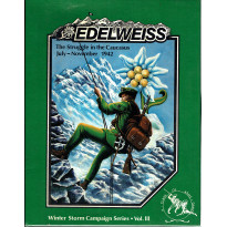 Edelweiss - Winter Storm Campaign Series Vol. III (wargame de Clash of Arms en VO) 001