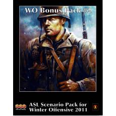ASL Winter Offensive WO Bonus Pack 2 (wargame Advanced Squad Leader de MMP en VO)