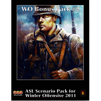 ASL Winter Offensive WO Bonus Pack 2 (wargame Advanced Squad Leader de MMP en VO) 001