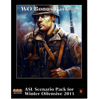 ASL Winter Offensive WO Bonus Pack 2 (wargame Advanced Squad Leader de MMP en VO)
