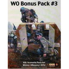 ASL Winter Offensive WO Bonus Pack 3 (wargame Advanced Squad Leader de MMP en VO)