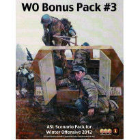 ASL Winter Offensive WO Bonus Pack 3 (wargame Advanced Squad Leader de MMP en VO)
