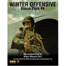 ASL Winter Offensive WO Bonus Pack 4 (wargame Advanced Squad Leader de MMP en VO)