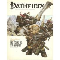 L'Eveil du Seigneur des Runes 6 - Les Tours de Xin-Shalast (Pathfinder jdr) 001