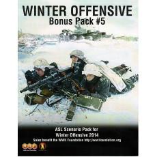 ASL Winter Offensive WO Bonus Pack 5 (wargame Advanced Squad Leader de MMP en VO)