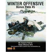ASL Winter Offensive WO Bonus Pack 5 (wargame Advanced Squad Leader de MMP en VO)