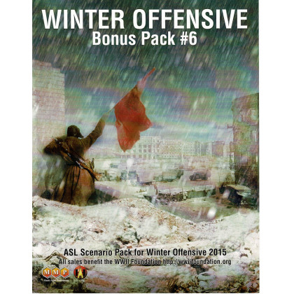 ASL Winter Offensive WO Bonus Pack 6 (wargame Advanced Squad Leader de MMP en VO) 001