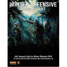 ASL Winter Offensive WO Bonus Pack 7 (wargame Advanced Squad Leader de MMP en VO)