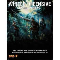 ASL Winter Offensive WO Bonus Pack 7 (wargame Advanced Squad Leader de MMP en VO) 001