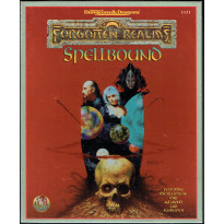 Spellbound - Campaign Expansion (jdr Forgotten Realms - AD&D 2e édition en VO)