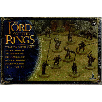 Boîte de guerriers Uruk-Hai (Le Jeu de Bataille Le Seigneur des Anneaux) 001
