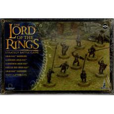 Boîte de guerriers Uruk-Hai (Le Jeu de Bataille Le Seigneur des Anneaux)
