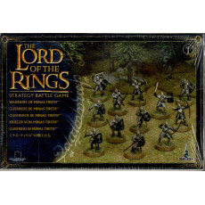 Boîte de guerriers de Minas Tirith (Le Jeu de Bataille Le Seigneur des Anneaux)