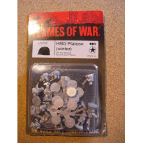 US755 - HMG Platoon Winter (blister figurines Flames of War en VO)