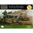 Allied M4A3 (Late) Sherman Tank (boîte figurines 15mm Plastic Soldier en VO) 001