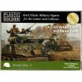 Allied M4A3 (Late) Sherman Tank (boîte figurines 15mm Plastic Soldier en VO) 002