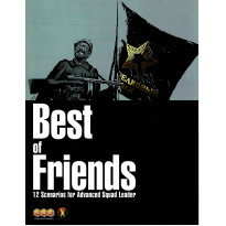 Best of Friends (wargame Advanced Squad Leader de MMP en VO)