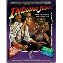 IJ5 Nepal Nightmare Adventure Pack (jdr Indiana Jones de TSR en VO)