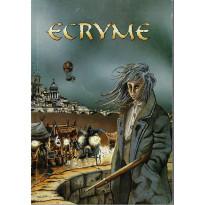 Ecryme - Lot livre de base, écran de jeu & livret (jdr 1ère édition en VF)