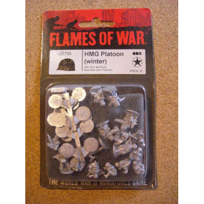 US755 - HMG Platoon Winter (blister figurines Flames of War en VO) 004