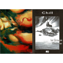 Chill - Ecran du Maître & livret (jdr 2e édition d'Oriflam en VF) 007
