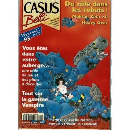 Casus Belli N° 93 (magazine de jeux de rôle) 009