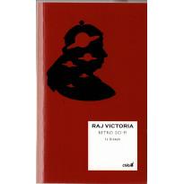 Raj Victoria - Jeu de rôles Rétro Sci-Fi (jdr des éditions Chibi en VF) 002
