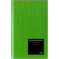 NanoChrome 2 - Jeu de rôles Cyberpunk (jdr des éditions Chibi en VF)