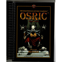 ORSIC - Updated 2nd Edition (jdr d'Usherwood Publishing en VO)