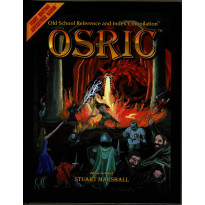 ORSIC - 2nd Edition hard cover (jdr de Knights'n Knaves en VO) 001