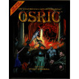 ORSIC - 2nd Edition hard cover (jdr de Knights'n Knaves en VO) 001