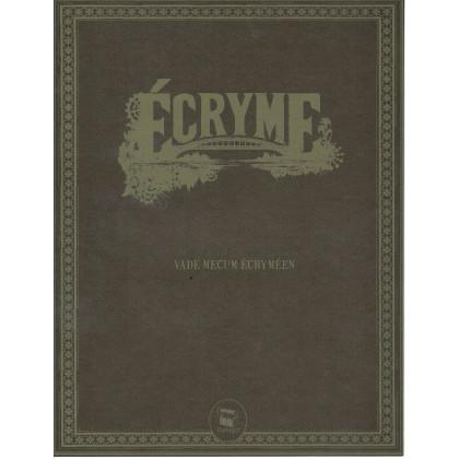 Vade mecum Ecryméen - Dossier de Personnage (jdr Ecryme 2e édition du Matagot en VF) 003