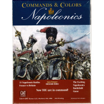 Commands & Colors Napoleonics - Fourth Printing 2019 (wargame GMT en VO)