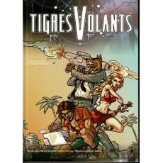 Tigres Volants - Livre de base (jdr 2e édition en VF)