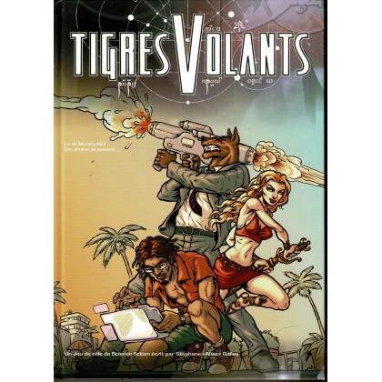 Tigres Volants - Livre de base (jdr 2e édition en VF) 004