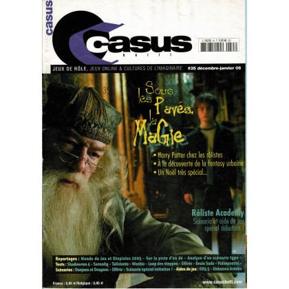Casus Belli N° 35 (magazine de jeux de rôle 2e édition) 002