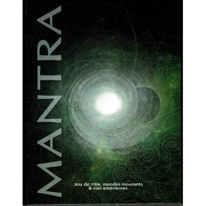 Mantra - Livre de base (jdr Editions Batronoban en VF) 002