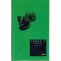 Terra X - Jeu de rôles de Xénowestern (jdr des éditions Chibi en VF) 001
